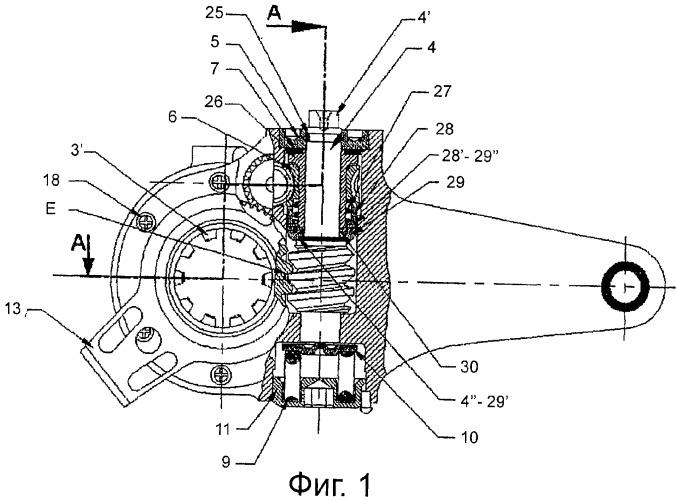 автоматический регулятор зазора тормозных колодок volvo