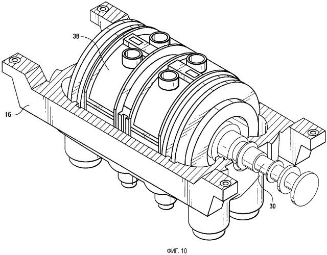 Способ для модернизации паровой турбины (варианты) и модернизированная паровая турбина