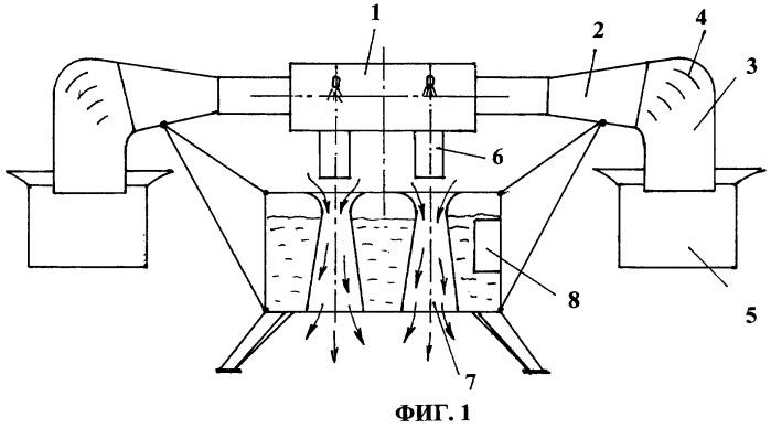 Способ увеличения силы тяги пульсирующего воздушно-реактивного двигателя вертикального взлета (варианты)