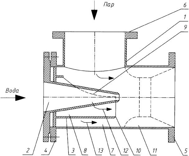 Струйный пароводяной теплообменник Пластинчатый теплообменник ТПлР S11 IS.02. Элиста