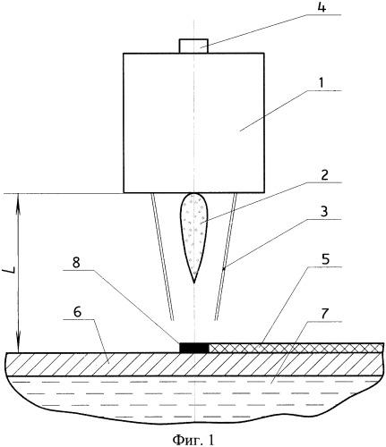 Способ получения покрытия из квазикристаллического сплава системы al-cu-fe