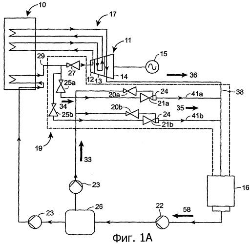 Устройство и способ аэродинамического шумопоглощения в системах конденсации с воздушным охлаждением