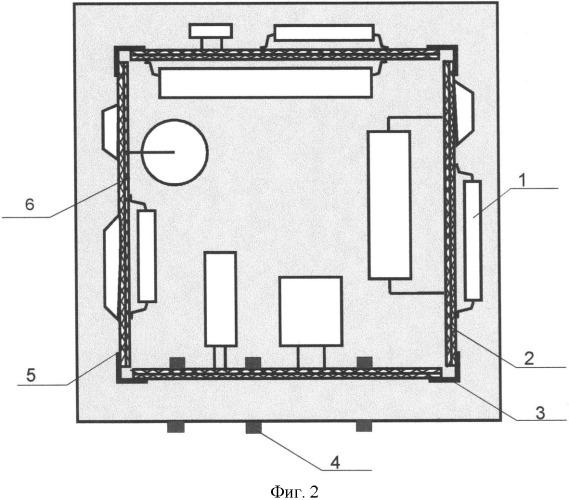 Способ изготовления объемных мини-модулей для радиоэлектронной аппаратуры