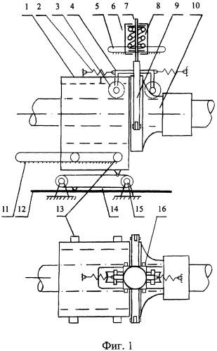 """Разборный механизм для ведения демонтажа сборно-разборного трубопровода с соединением """"раструб"""""""