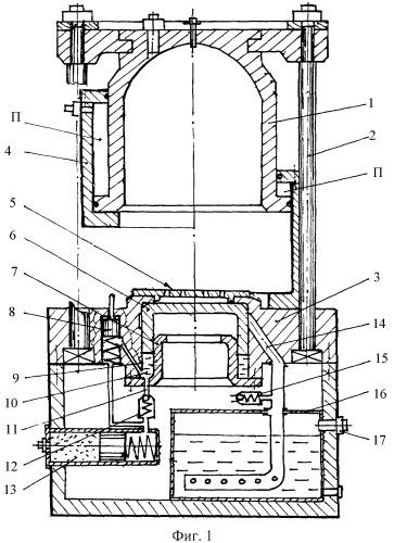 Устройство для термоимпульсного удаления заусенцев с изделий
