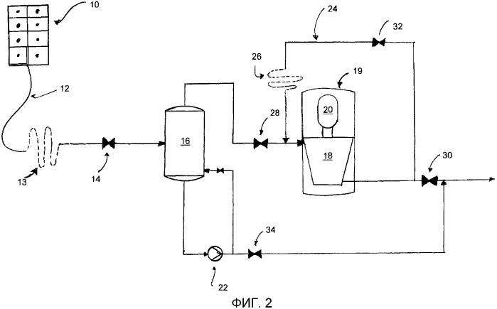 Система и способ для сжатия газа под водой