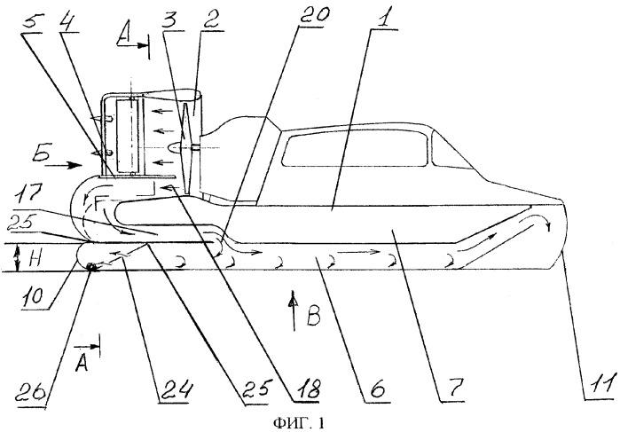 Как сделать судно на воздушной подушке своими