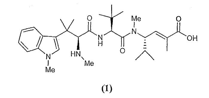 Производные гемиастерлина и их применение при лечении рака