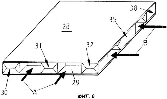 Поддон из гофрированного картона и способ его изготовления