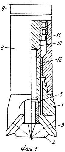 Устройство для бурения скважин (варианты)