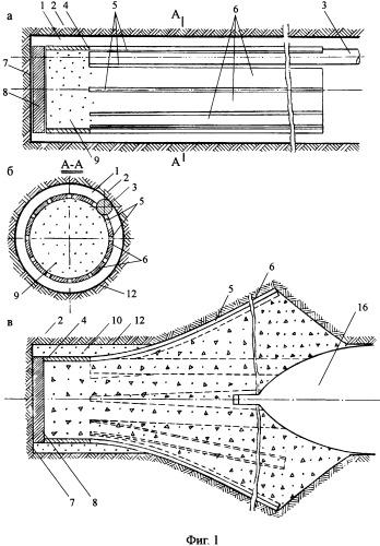 Способ установки грунтового анкера и устройство для его осуществления