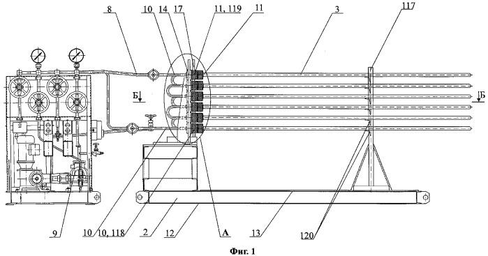 Испытание теплообменников на герметичность Кожухотрубный испаритель WTK DCE 1533 Петропавловск-Камчатский