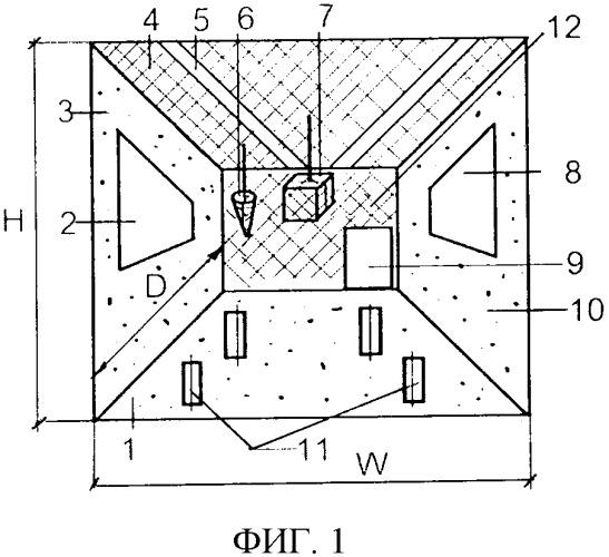 Звукопоглощающая конструкция