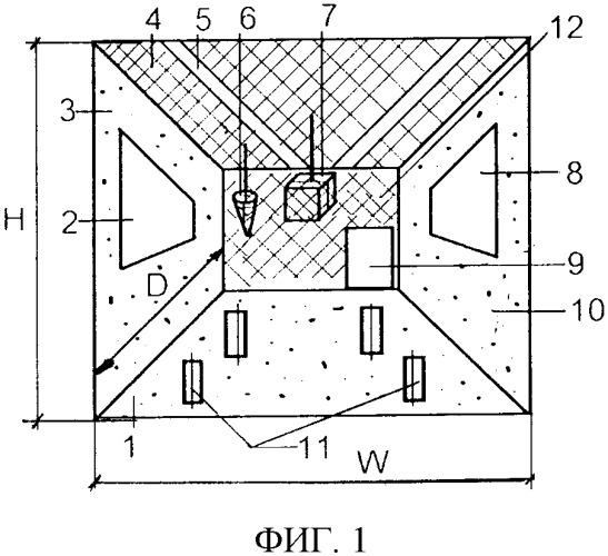 Звукопоглощающее устройство