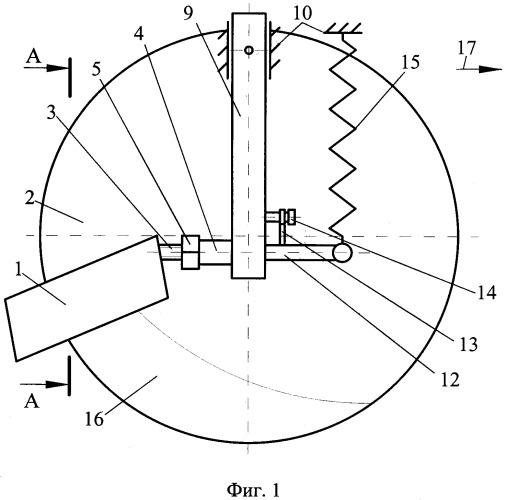 Приспособление к дисковому почвообрабатывающему орудию