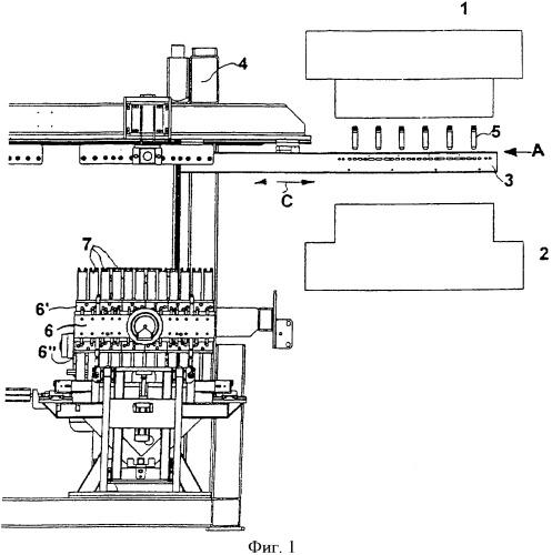 Устройство для литья под давлением и способ получения пластмассовых объектов