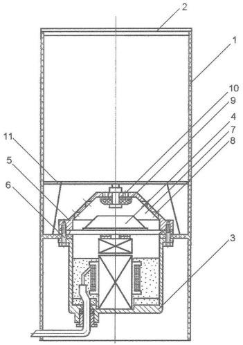 Вибрационная стиральная машина