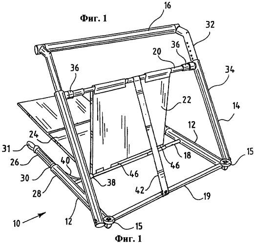 Свободностоящее устройство для упражнений балетный станок
