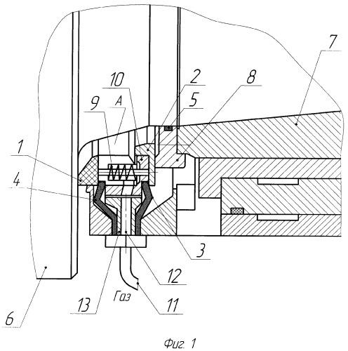 Уплотнительное устройство подшипника жидкостного трения
