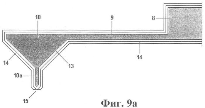 Острийная структура для сканирующих приборов, способ ее изготовления и приборы на ее основе