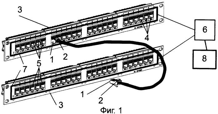 Система мониторинга разъемных соединений с использованием радиочастотных меток