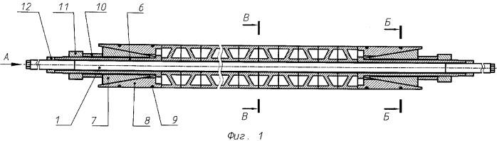 Способ правки профильных труб и оправка для его осуществления