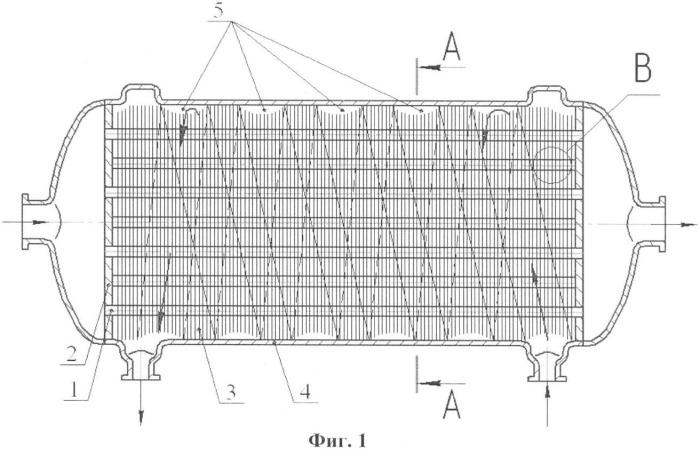 Оребренный трубчатый теплообменник Подогреватель высокого давления ПВД-К-300-17-3,5-5 Волгодонск