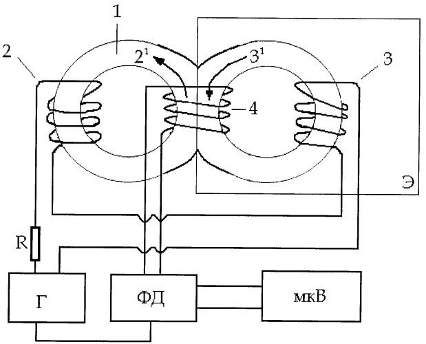 Способ измерения фотоферромагнитного эффекта в магнитных полупроводниках