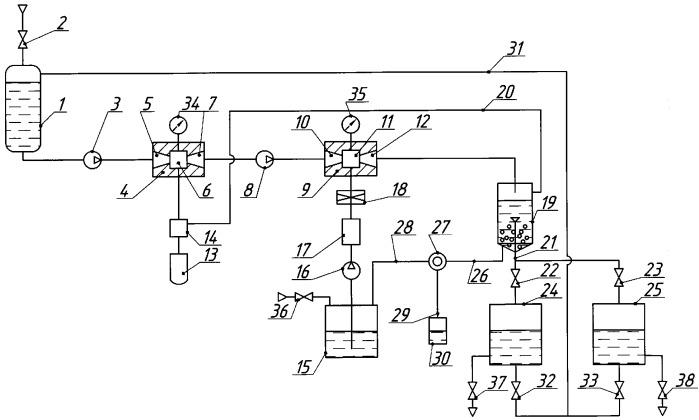 Способ комплексной обработки дизельного топлива и устройство для его осуществления
