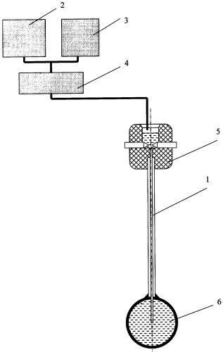 Устройство передачи детонационного импульса заряду взрывчатого вещества