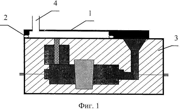 Устройство для вакуумирования форм