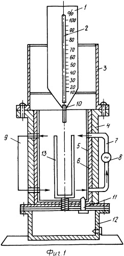 Способ получения двухкомпонентной топливной смеси заданной вязкости