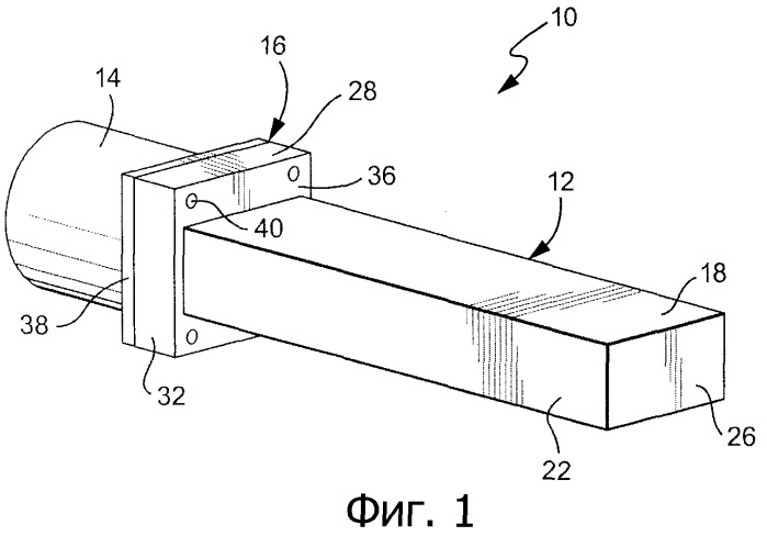 Сцинтилляционный детектор повышенной прочности для портального мониторинга и встроенный в него оптический волновод
