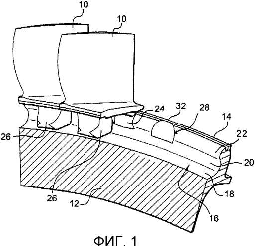 Диск ротора для турбомашины, турбомашина и компрессор турбореактивного двигателя