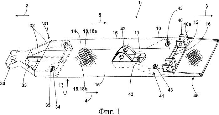 Створка сопла для авиационного газотурбинного двигателя (варианты) и способ изготовления створки сопла (варианты)