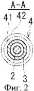 Медицинская направляющая проволока, комплект упомянутой медицинской направляющей проволоки и микрокатетера, комплект упомянутой медицинской направляющей проволоки, катетера-баллона и направляющего катетера