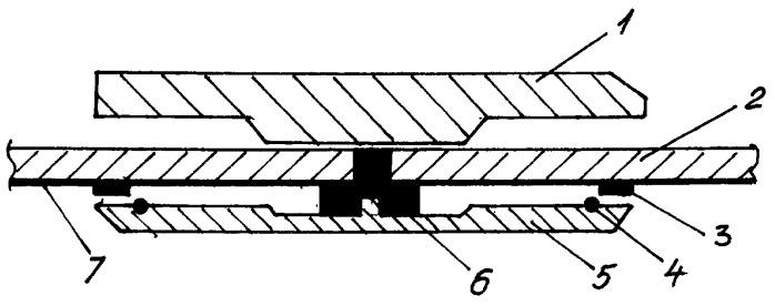 Способ соединения труб с полимерным покрытием методом обжимки муфты