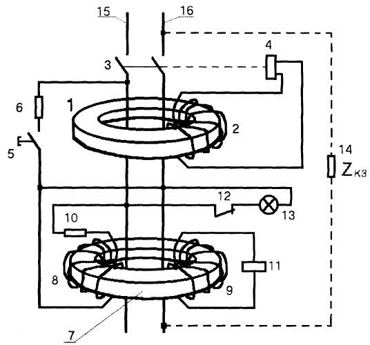 Дифференциальный трансформатор тока своими руками 1