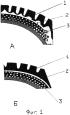 Спосіб виготовлення пневматичних шин