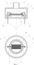 Спосіб виготовлення датчика вакууму з тривимірною пористої наноструктурой і датчик вакууму на його основі
