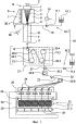 Пристрій для прядіння з розплаву, витягування і намотування декількох комплексних ниток