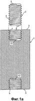 Вузол з різьбовим з'єднанням для вугільних та/або графітових електродних колонок