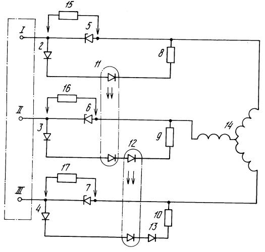 Схема контроля фаз своими руками