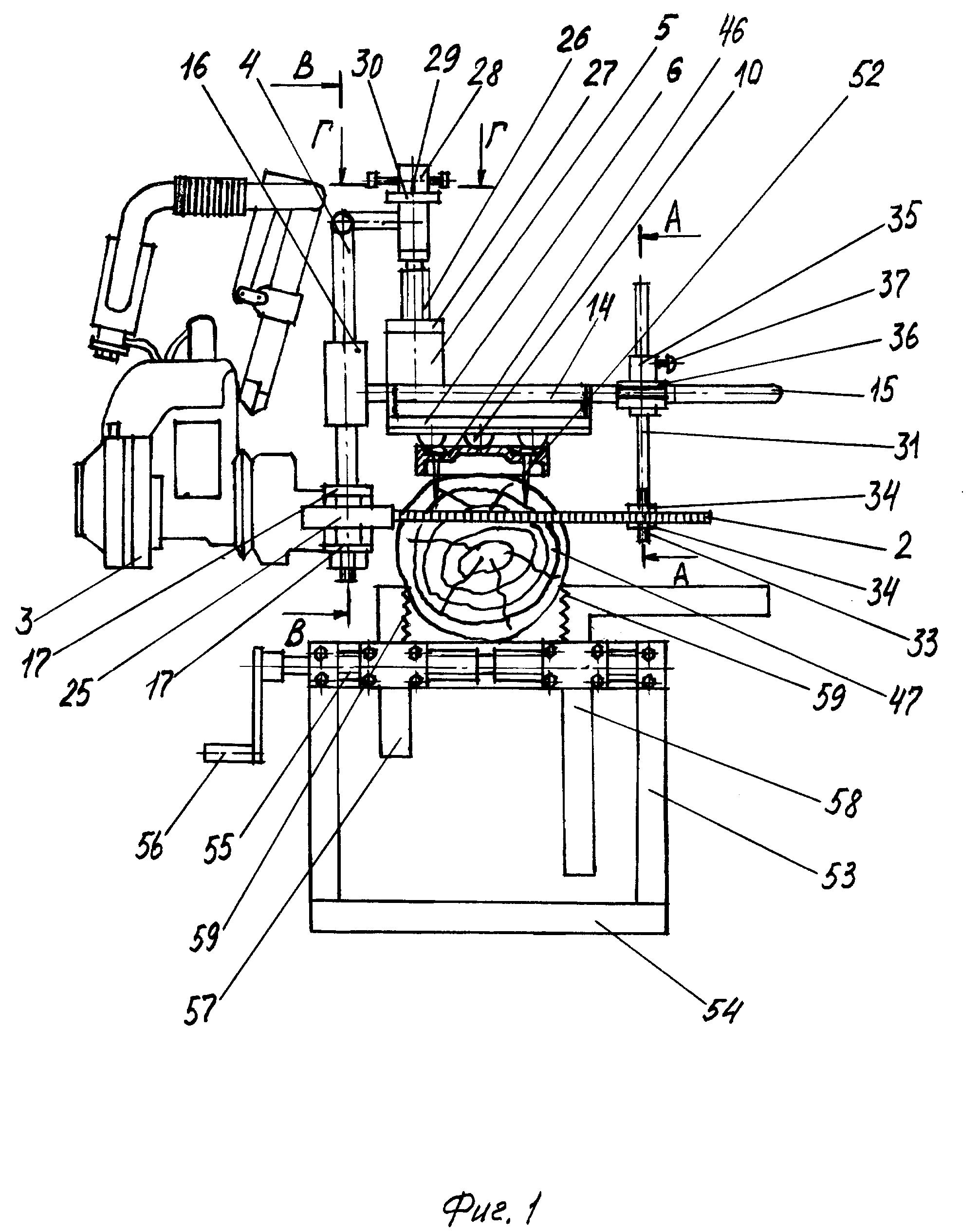 Приспособления для бензопилы чертежи