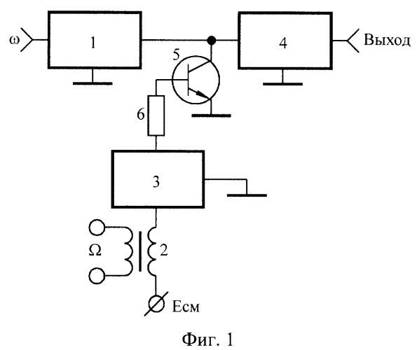 амплитудного модулятора