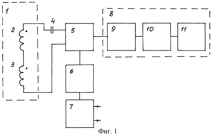 а схеме автогенератор